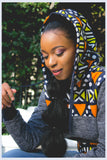 Nkonta Hoodie by Tribe Afrique
