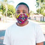 Kai African Face Mask by Tribe Afrique (2-Ply and 3-Ply)