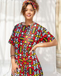 Ogya African Long Shirt by Tribe Afrique
