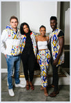 Ndebele Kese African Bomber Jackets