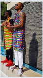 Ndebele Overcoat by Tribe Afrique.