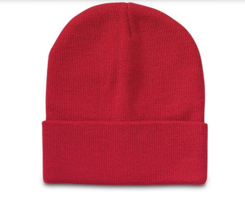 Red Beanies by Tribe Afrique