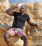 Madi African Shorts by Tribe Afrique