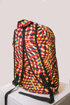 Lethu Laptop Backpacks (With Mask) by Tribe Afrique