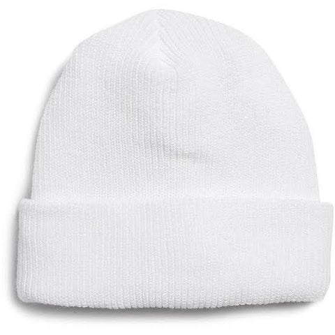 White Beanies by Tribe Afrique
