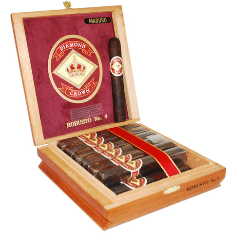 Diamond Crown Robusto No.4 Maduro