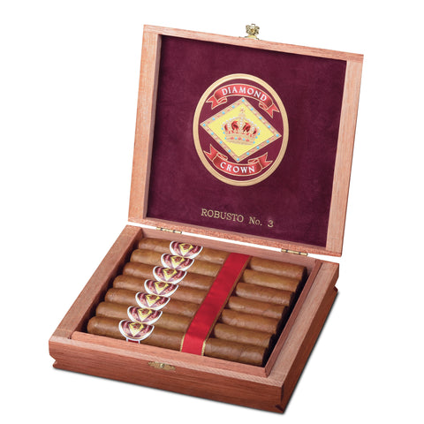 Diamond Crown Robusto No.3 Natural