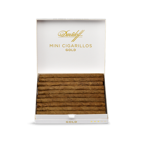Davidoff Mini Cigarillos Gold 20