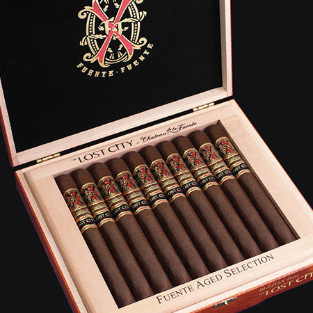 Fuente Fuente Opus X The Lost City Toro