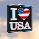 I LOVE USA - PATRIOTIC LYGHTCATCHER™