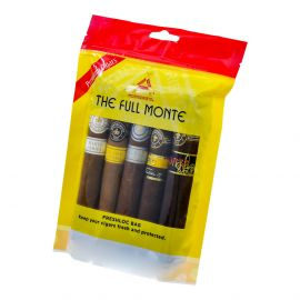 Montecristo The Full Monte Freshloc Bag