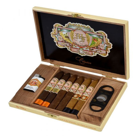 My Father Belicoso Collection Sampler Of 6