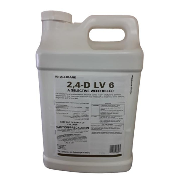 LV6 | 2,4-D 2.5 Gallon Size