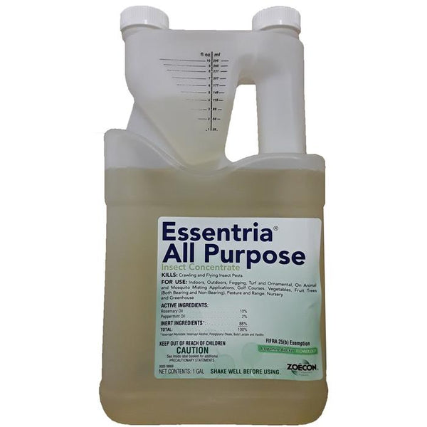 Essentria All Purpose | Rosemary Oil & Peppermint Oil | Gallon Size