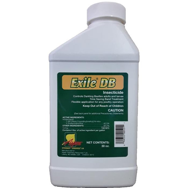 Exile DB Insecticide | Imidacloprid | $34 - 30 Ounce Bottle