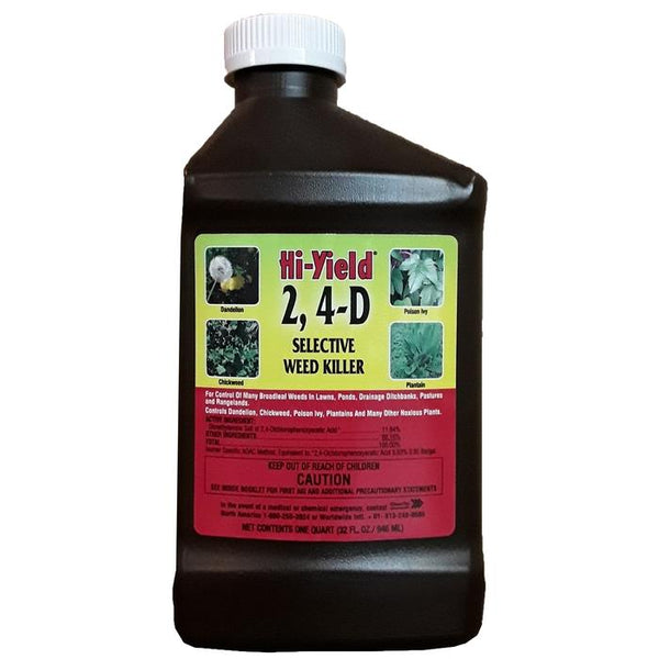 High-Yield 2,4-D Selective Weed Killer