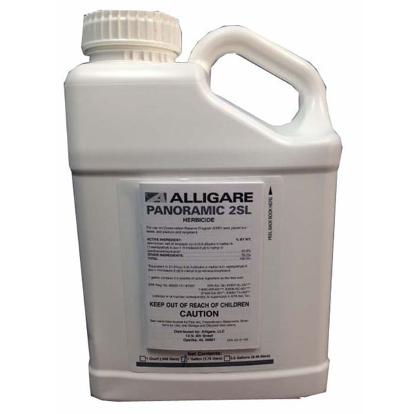Panoramic 2SL | Ammonium salt of imazapic | Qt, Gal, 2.5 Gal Size