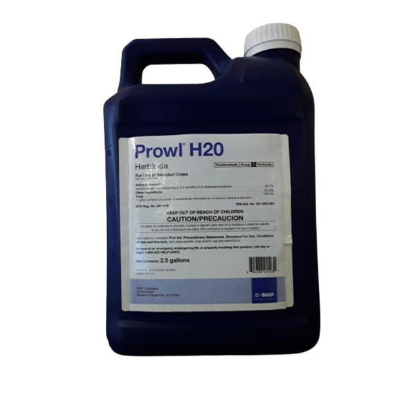 Prowl H2O | Pendimethalin | 2.5 Gallons