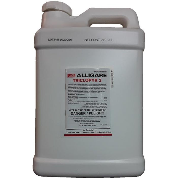 Triclopyr 3A Herbicide  | 2.5 Gallon Size