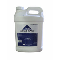 MSMA 6 Plus Herbicide - Monosodium acid methanearsonate 47.6%p