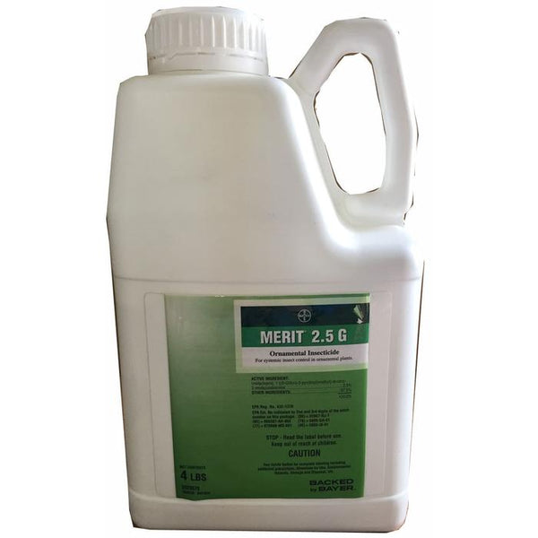 Merit 2.5G Ornamental Insecticide
