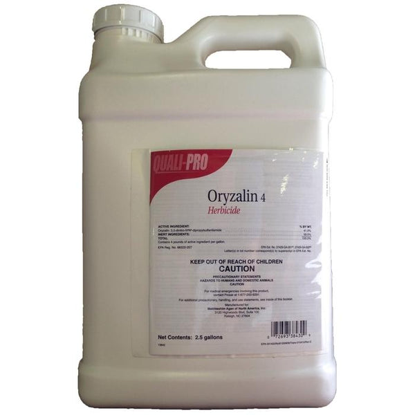 Oryzalin 4 | $160 - 2.5 Gallon