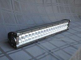 30 Inch Light Bar 180W Flood/Spot 3W LED Chrome DV8 Offroad