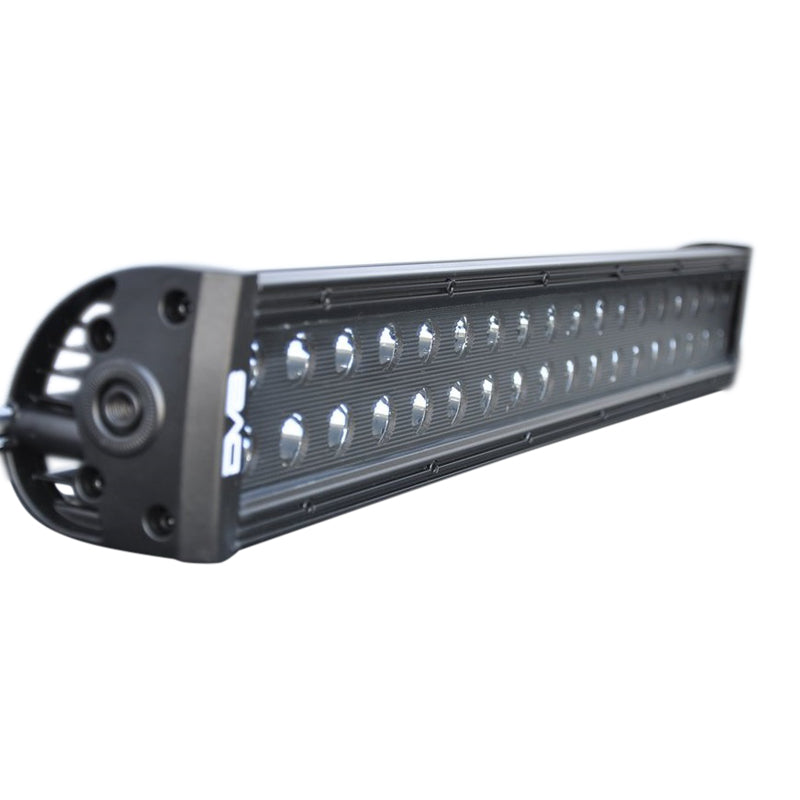 30 Inch Light Bar 162W Flood/Spot 3W LED Black DV8 Offroad