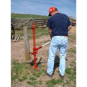 Hi-Lift Red Cast-Steel Jack, 48""