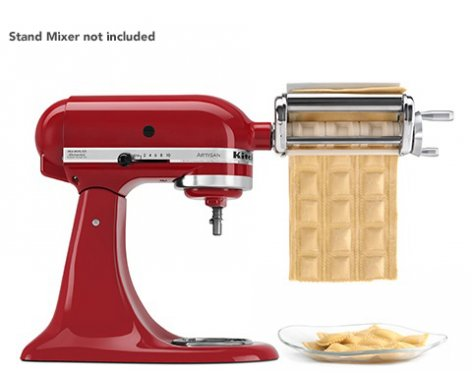 KitchenAid Ravioli Roller Attachment for Stand Mixer
