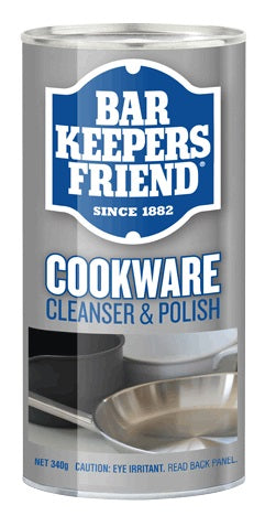Bar Keepers Friend Cookware Cleanser 340g