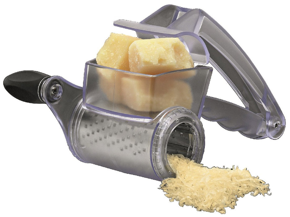 Scanpan Rotary Grater with 2 Barrels