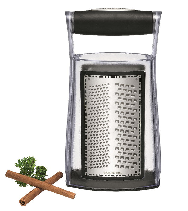 Scanpan Box Grater - 2 Sided, 3 Grates