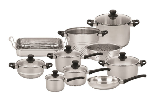 Scanpan Classic Inox 10pc Set