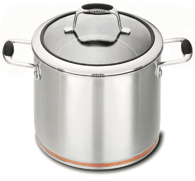 Scanpan Coppernox Stockpot 24cm/7.2lt