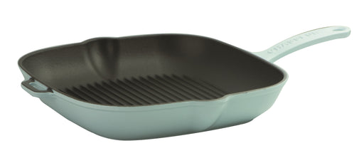 Chasseur Square Grill 25cm - Duck Egg Blue