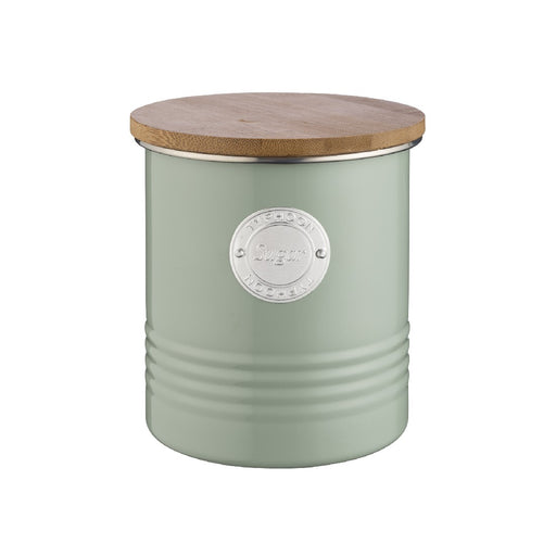 Typhoon Living Sugar Canister 1.4lt - Sage Green