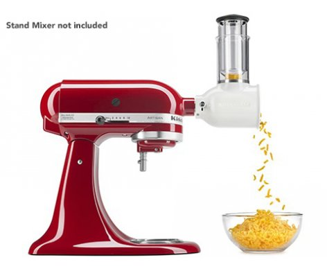 KitchenAid Slicer/Shredder Attachment
