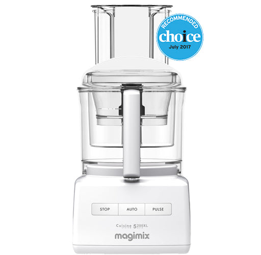 Magimix 5200XL with Blender Mix - White
