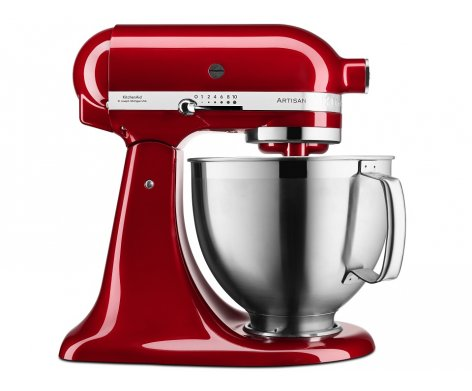 KitchenAid KSM177 Stand Mixer - Candy Apple