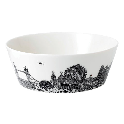 Royal Doulton Charlene Mullen Serving Bowl 25cm - London