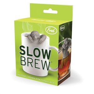 Fred Slow Brew - Sloth Tea Infuser