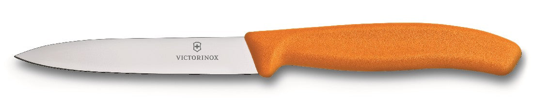 Victorinox Paring Knife 10cm - Orange