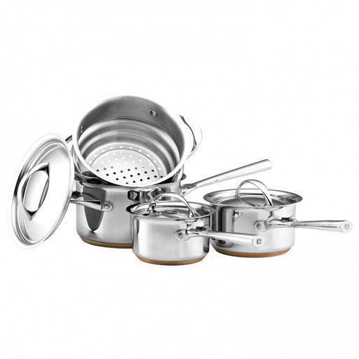 Essteele Per Vita 4pc Saucepan Set