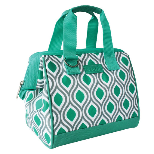 Sachi Insulated Lunch Bag - Peacock Jade