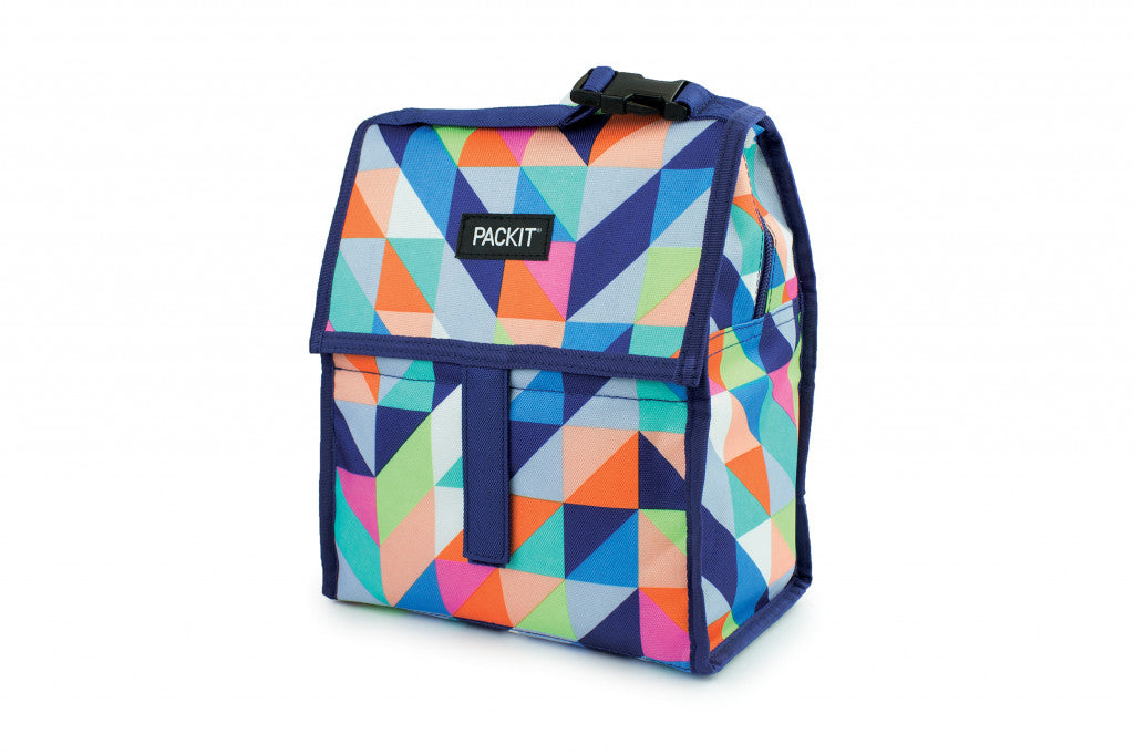 Packit Freezable Lunch Bag - Paradise Breeze