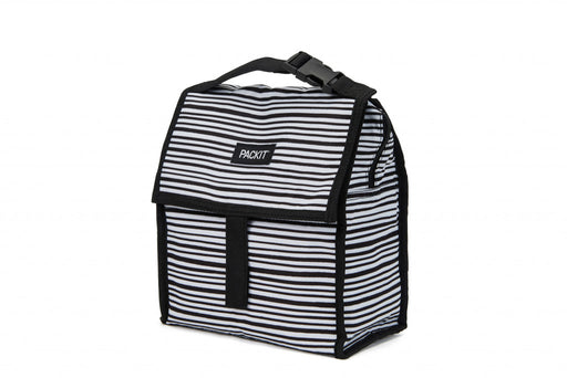 Packit Freezable Lunch Bag - Wobbly Stripes