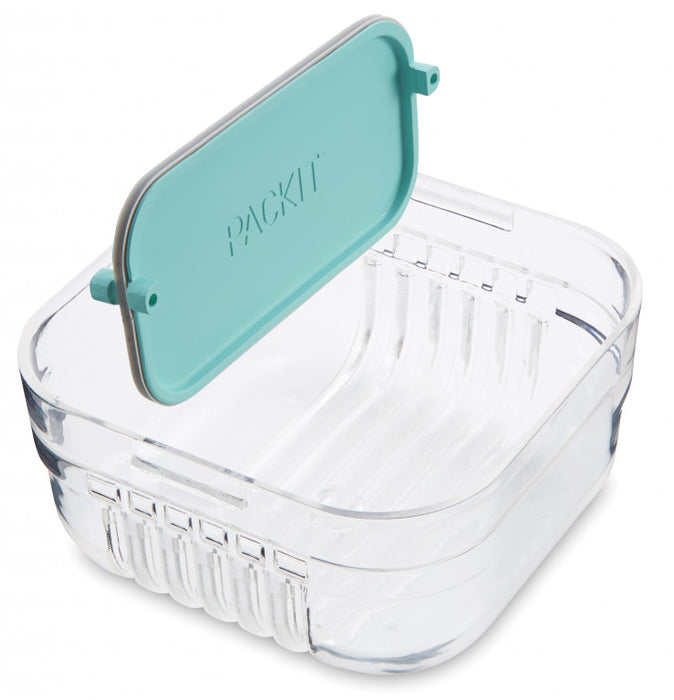 Packit Mod Snack Bento - Mint