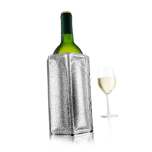 Vacu Vin Active Cooler Wine - Silver