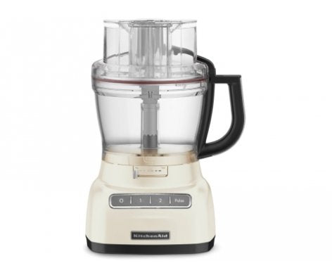 KitchenAid KFP1333 Exactslice Processor - Almond Cream
